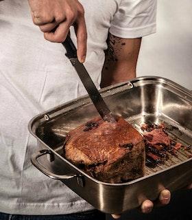 Fleischverkäufer/-in