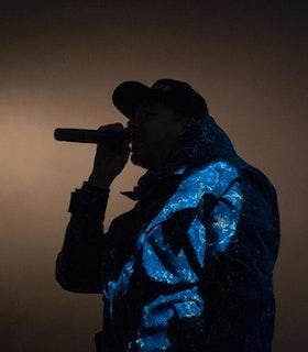 Rapper/-in