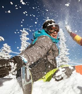 Snowboardlehrer/-in