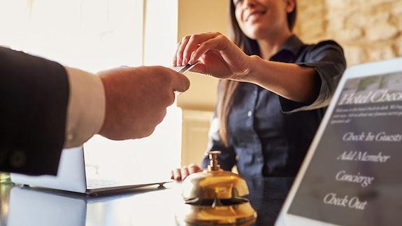 Hotelkaufmann/-frau