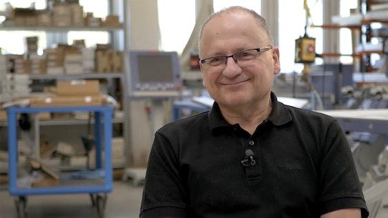 Raimund Kniefarc: Anwendungstechniker