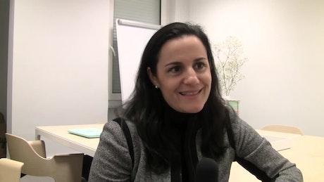 Cristina Sacristan Pérez