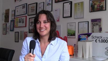 Mónica Expositor Blasco
