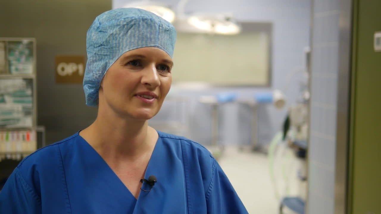 Gabriela grunder ober rztin chirurgie solothurner spit ler whatchado for Medizin studieren schweiz