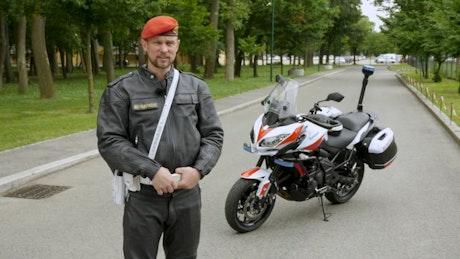 Militärstreife und Militärpolizei