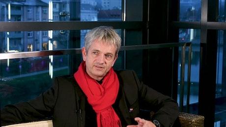 Reinhard Willfort