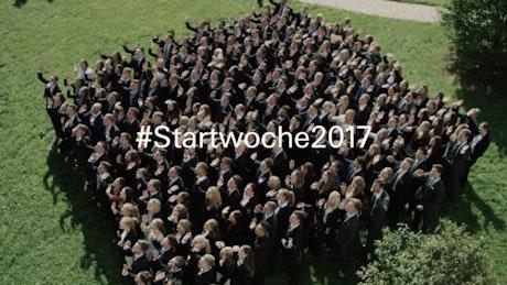DB Startwoche 2017